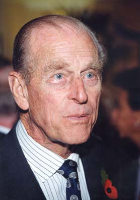 H.R.H. Duke of Edinburgh